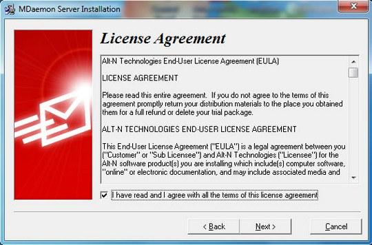 Hướng dẫn cài đặt MDaemon Mail Server MDaemon-10