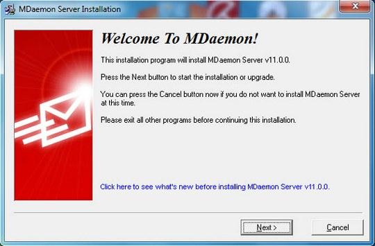 Hướng dẫn cài đặt MDaemon Mail Server MDaemon-9
