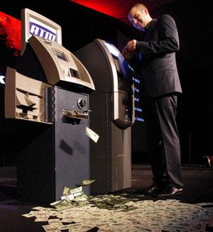 Bảo vệ máy ATM: Không để mất bò mới lo…
