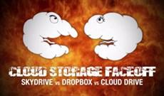 Cuộc chiến giữa các dịch vụ lưu trữ Cloud: SkyDrive, Dropbox và Amazon Cloud Drive