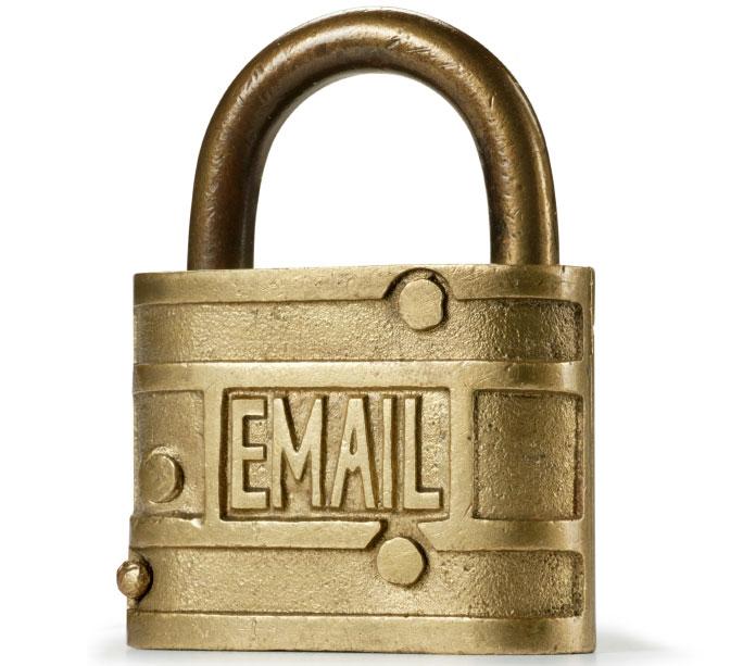 Lời khuyên cho việc bảo mật cho Email