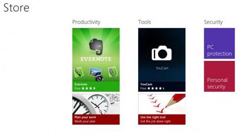 Những ứng dụng hay trên Windows 8