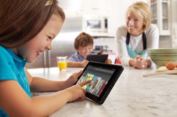 Hãng Archos ra mắt máy tính bảng d� nh cho trẻ em