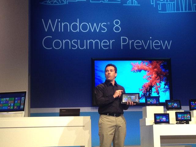 """Windows 8 """"gây sốc"""" với chín phiên bản khác nhau"""
