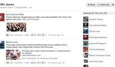 Khám phá Interest List mới ra lò từ Facebook