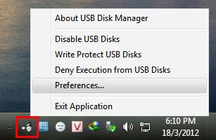 """Tạo """"tường lửa"""" miễn phí cho USB"""