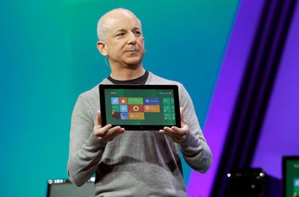 Windows 8 có thể phát hành vào tháng 10