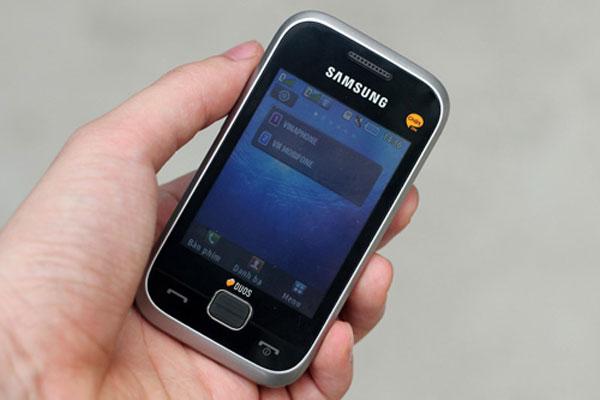 Đánh giá Samsung Champ Duos Deluxe