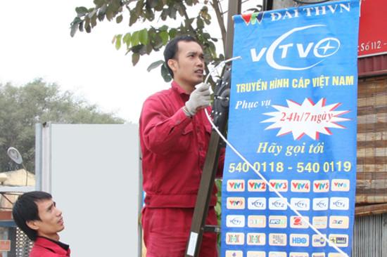 VTV dần thâu tóm hết thị trường truyền hình trả tiền