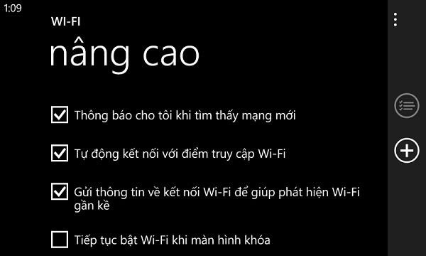 Nhung Thu Thuat Tiet Kiem Pin Cho Windows Phone