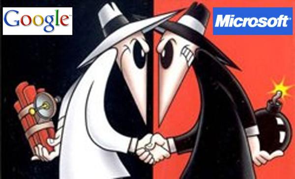 Google đứng đằng sau án phạt 730 triệu USD của Microsoft!