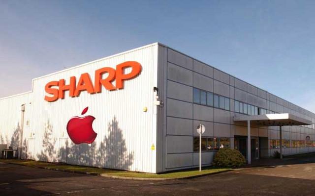 Thương vụ Samsung - Sharp đe dọa tới tương lai của Apple