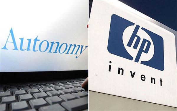 Anh điều tra về vụ bán tập đoàn Autonomy cho HP