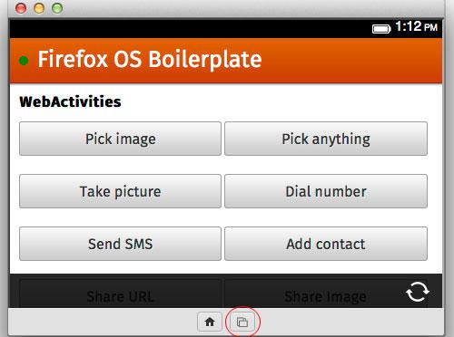 Mozilla tung ra bản FireFox OS Simulator 3.0