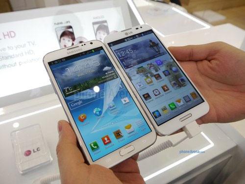 LG dọa kiện tính năng mới trên Samsung Galaxy S4