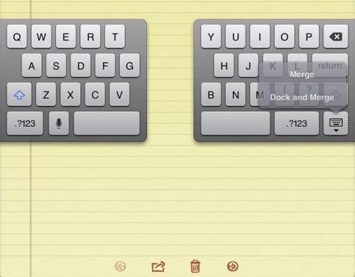 3 mẹo dùng bàn phím ảo hay cho iPhone, iPad