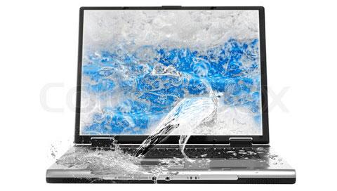 """Mẹo """"cấp cứu"""" cho laptop bị hư hỏng nặng"""