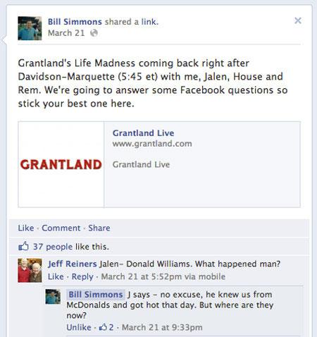 Facebook cập nhật tính năng trả lời riêng cho từng bình luận