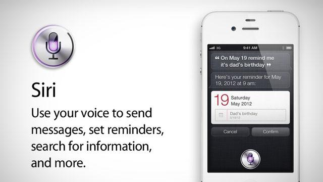 Hãng Trung Quốc kiện Apple vi phạm bản quyền Siri