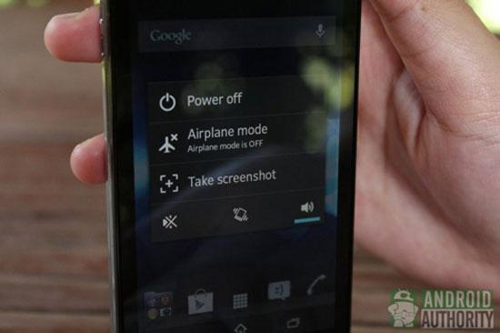 Chup anh 1 Các cách chụp ảnh màn hình trên máy Android