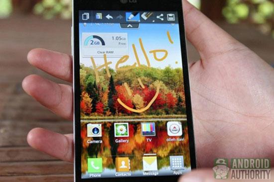 Các cách chụp ảnh màn hình trên máy Android