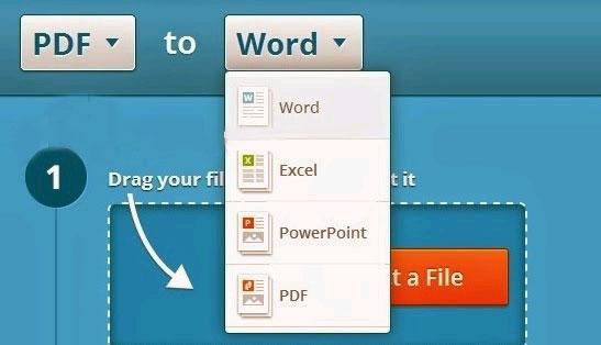 Hướng dẫn chuyển file PDF sang Word Online cực nhanh