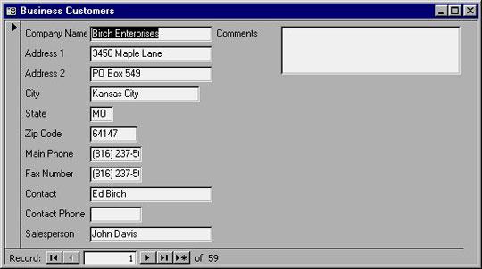 MS Access 2003 - Bài 35: Tạo Form sử dụng Form Wizards