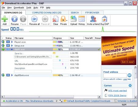 Những phần mềm hỗ trợ download miễn phí tốt nhất