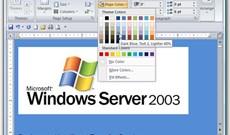 MS Word: In tài liệu Word kèm hình - màu nền