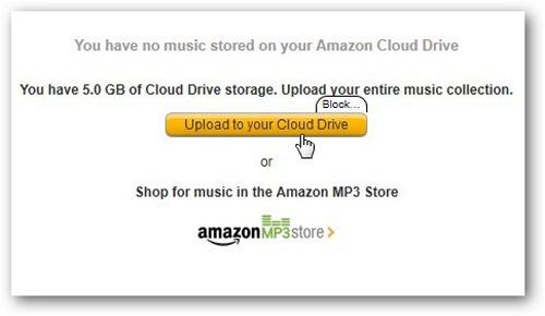 Hướng dẫn thiết lập và sử dụng Amazon Cloud Player - Quantrimang com