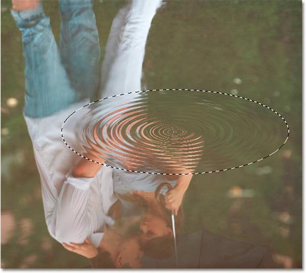 Hướng dẫn sử dụng Photoshop CS5 - Phần 21: Tạo hiệu ứng gợn nước trong bức ảnh