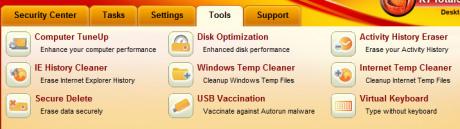 Trải nghiệm với ứng dụng K7 - Total Security 11.1
