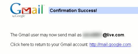 Email 11 Thủ thuật gửi email từ một tài khoản Gmail khác