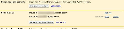 Email 6 Thủ thuật gửi email từ một tài khoản Gmail khác