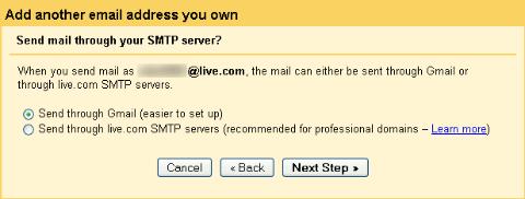 Email 8 Thủ thuật gửi email từ một tài khoản Gmail khác