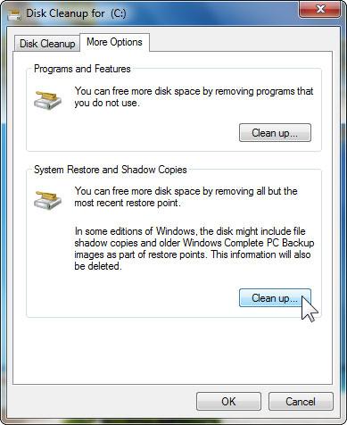 Khắc phục sự cố System Restore không hoạt động trên Windows 10/8/7
