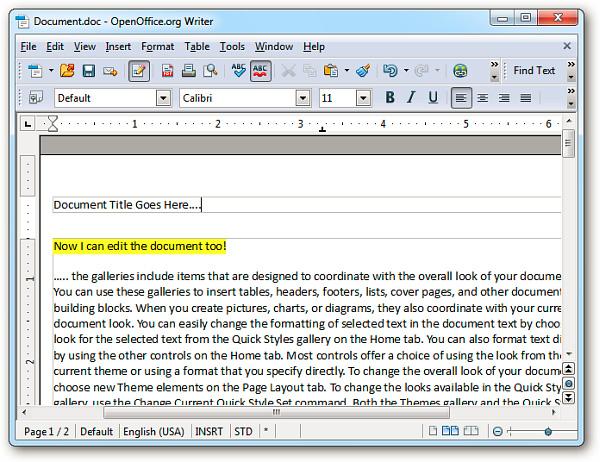 Hướng dẫn mở và chuyển đổi định dạng file Microsoft Works