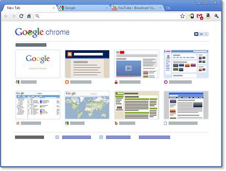Google phát hành Chrome 11, vá 27 lỗi