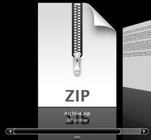Tạo file ZIP chỉ với hai bước trong Mac OS X