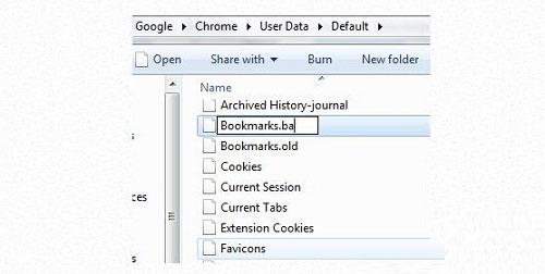 Khôi phục bookmarks khi vô tình xóa nhầm trong Google Chrome và Firefox