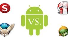 6 trình duyệt tuyệt vời cho thiết bị chạy Android