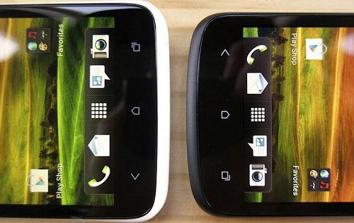 HTC One X đọ dáng với One S