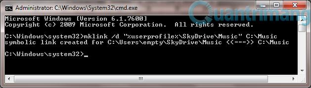 Hướng dẫn đồng bộ các thư mục mở rộng vào SkyDrive