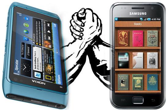 Samsung vượt mặt Nokia tại các thị trường đang phát triển