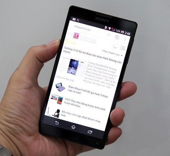 5 smartphone đáng chú ý bán ra trong tháng 4