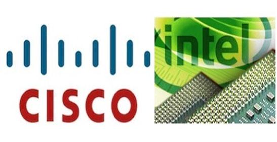 Intel ký hợp đồng sản xuất chip cho Cisco?