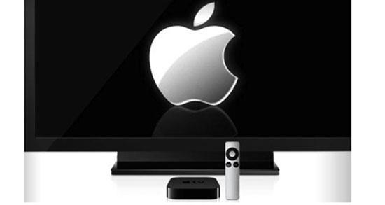 Apple TV có cỡ 60 inch, điều khiển bằng cử động