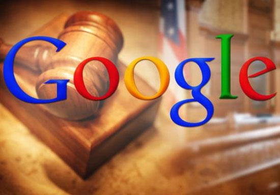 Google gặp khó vì kiện tụng ở châu Âu