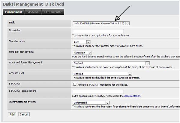 Tự xây dựng hệ thống NAS đơn giản, phần 3: Cấu hình lưu trữ căn bản