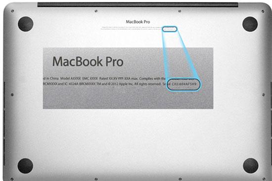 Những lưu ý về bảo hành khi mua máy tính Apple cũ